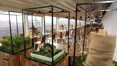Cómo transformar los desperdicios de comida en una cena de lujo