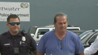 Nuevas imágenes cuestionan la denuncia del voluntario político que dijo ser atacado a tiros en Sweetwater