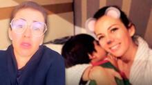 """""""La vida siempre nos da lecciones"""": Ingrid Coronado muestra su mejor cara a pesar de que su hijo menor está enfermo"""