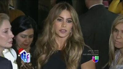 Sofía Vergara está tomando muy en serio su compromiso con Joe Manganiello