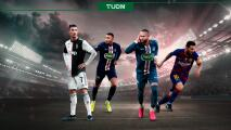 ¡Partido sin precedentes! Un XI Europa vs. XI América