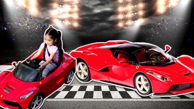 Carritos para niños que casi son carros de verdad