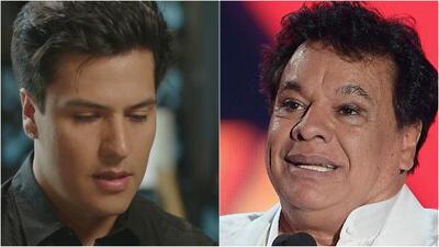 Con lágrimas en los ojos, Luis Alberto Aguilera habla del legado musical de su padre