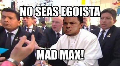 Ahora Leonardo DiCaprio tiene su Oscar, los memes están de luto