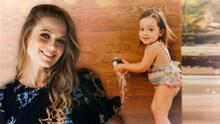 """Unos cantan, otros actúan, pero la hija de Ana Layevska tiene un talento """"avanzado"""" y muy particular"""