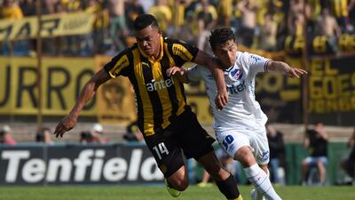 Peñarol empata en el clásico con Nacional y se acerca al título