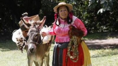 """María Elena Velasco, """"La India María"""", está hospitalizada"""