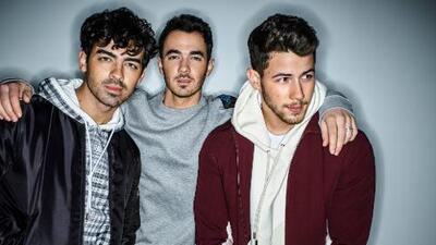 Jonas Brothers reunite in San Antonio