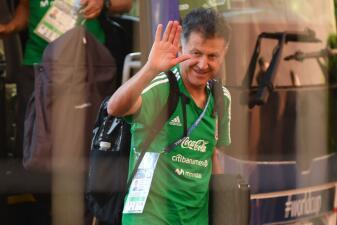 En fotos: Los momentos que marcaron a Juan Carlos Osorio con la selección mexicana