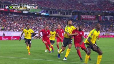 Semifinal - Jamaica vs. Estados Unidos