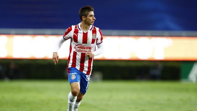 Chivas sonríe: 'Cone' Brizuela, disponible para jugar ante León