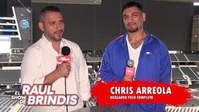 Chris Arreola quiere convertirse en leyenda del boxeo mexicano