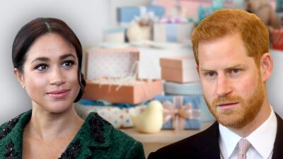 ¿Qué harán Meghan Markle y el príncipe Harry con todos los regalos que han recibido para su bebé?