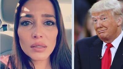 Una portada de Melania Trump le echa leña al fuego en México y Adriana Fonseca ya perdonó