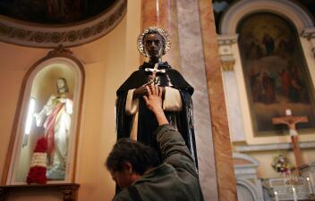 San Martín de Porres, el primer santo mulato