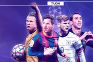 Barça, Juve, PSG, Dortmund y el United, en acción este martes de Champions