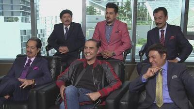 Alejandro Fernández y los Tigres del Norte confiesan lo que representa para ellos Premio Lo Nuestro