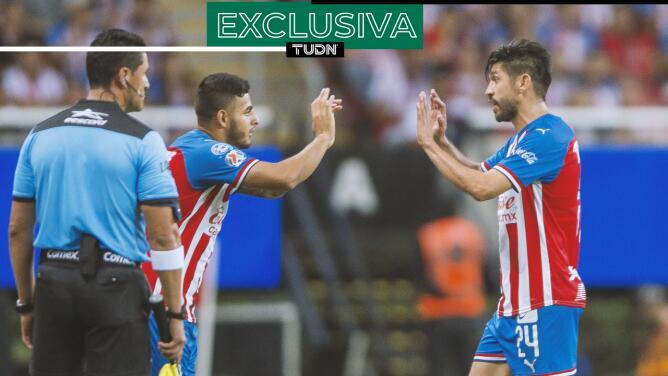 Oribe Peralta revela su miedo de llegar a jugar en Chivas