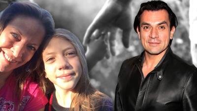 Andrea Noli confiesa que ha sido difícil criar sola a Valentina, la hija que tuvo con Jorge Salinas