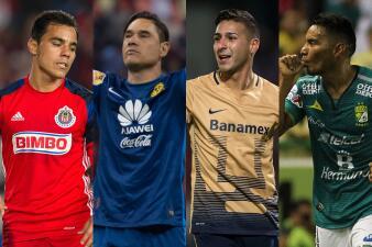 Fichajes y rumores del draft de la Liga MX