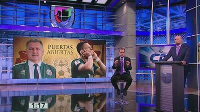 ¡Dos minutos por favor! CR7, Messi, Hazard, el Tri y Hazard son los temas de debate en Contacto Deportivo