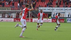 Prohíben al  FC Emmen anunciar juguetes eróticos en su jersey