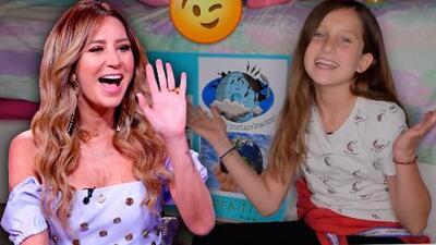 La nueva 'youtuber': hija de Geraldine Bazán se apodera del canal de su madre y debuta en Internet