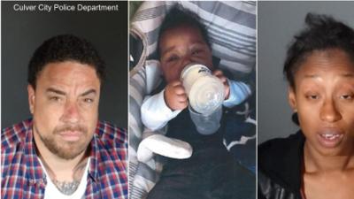 Buscan los restos de bebé de seis meses en un basurero de Corona