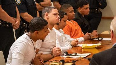 Sentencian a cinco de los acusados por el asesinato del adolescente 'Junior' Guzmán