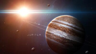 Júpiter entra en oposición con la Tierra y llena de buenas noticias laborales a los signos zodiacales