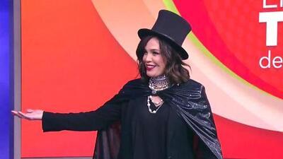 Karla sorprendió a los jueces con sus trucos de magia, ¿o será que había favoritismo por algo?