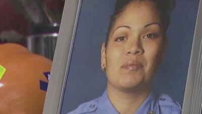 Rinden homenaje a la paramédica que falleció tras ser atropellada con su ambulancia en El Bronx