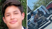 Adolescente de Fresno le compra taco a un indigente y su video se vuelve viral en redes