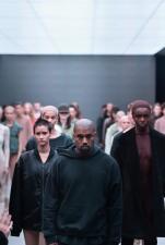 Kanye West y su colección para Adidas