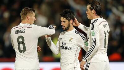 El PSG daría 210 millones de euros al Real Madrid por Isco, Gareth Bale y Toni Kroos