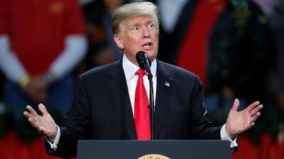Tras explosión en Nueva York, presidente Trump insiste en reforzar el sistema migratorio