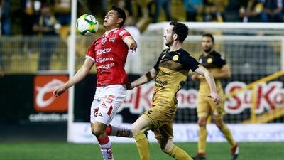 Dorados sufre pero rescata el empate ante Zacatecas en tiempo de compensación