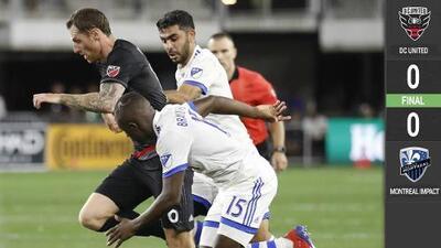 D.C. United y Montreal Impact decepcionan sin sus máximas figuras