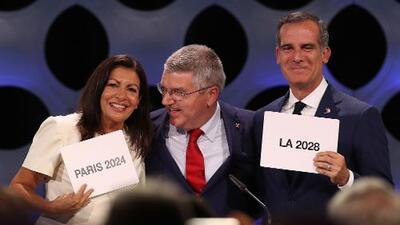 Ojo Los Ángeles: surgen más evidencias de que los Juegos Olímpicos no solucionan los problemas de tu ciudad