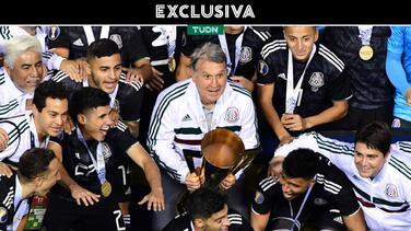 """Tata ve Copa Oro como """"puesta en punto"""" para Eliminatorias a Catar 2022"""