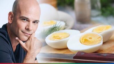 Dr. Juan Rivera aclara si comer huevo a diario es malo para la salud