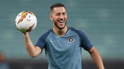 ¡A punto de hervir! Eden Hazard sería anunciado en los próximos días en el Real Madrid