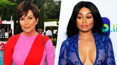 Kris Jenner se va con todo contra Blac Chyna y esto es lo que le exige