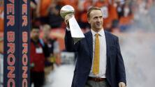 Peyton Manning lidera nominados al Salón de la Fama de la NFL