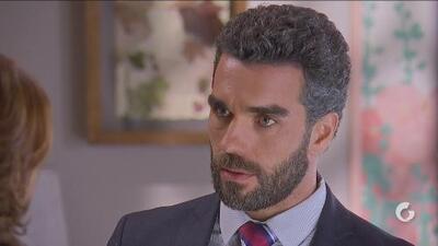 La Taxista | Álvaro asegura que Rodrigo es su verdadero enemigo