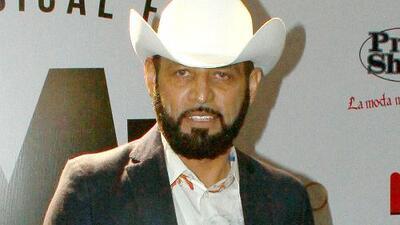 Pancho Barraza aprovechó su paso por Las Vegas para volverse a casar y tenemos las imágenes