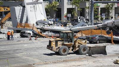 ¿Por qué se cayó el puente de FIU?, la pregunta que nadie ha podido responder en un año