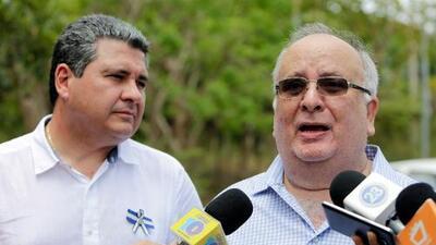 """Oposición en Nicaragua pide a Ortega """"levantar las brutales sanciones"""" contra la población"""