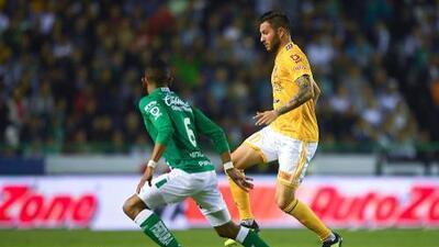 Tigres vs. León: horario y como ver la final de ida de la Liga MX