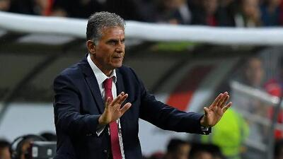 Carlos Queiroz ya resolvió las ausencias de David Ospina y Juan Fernando Quintero